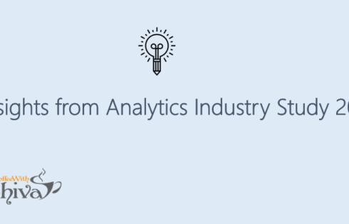Analytics Industry Study – India – May 2021